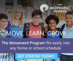 Movement Programme  - Eyes & Ears for Learning